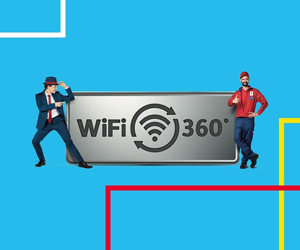 WiFi CERTIFICATO e SAFE WEB PLUS