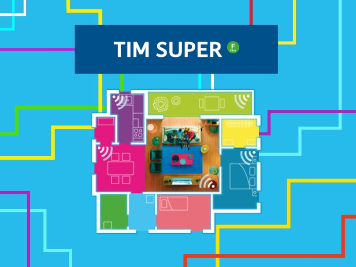TIM SUPER FIBRA con TIM UNICA