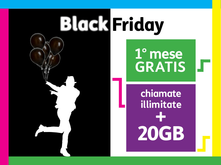Black Friday 20 GB