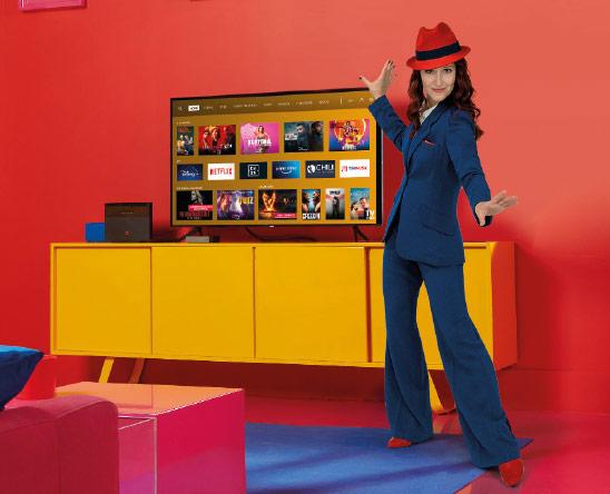 Offerta Internet e TV per la tua casa