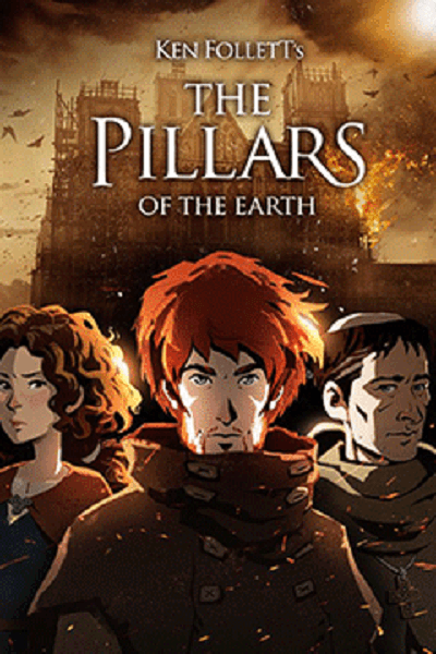 Ken Follet's, The pillars of earth