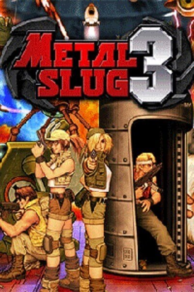 Metal Slug 3