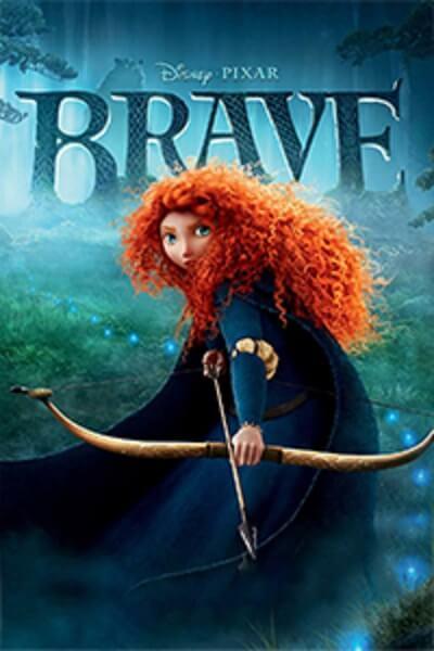 Disney Pixar Ribelle - Brave The Videogame