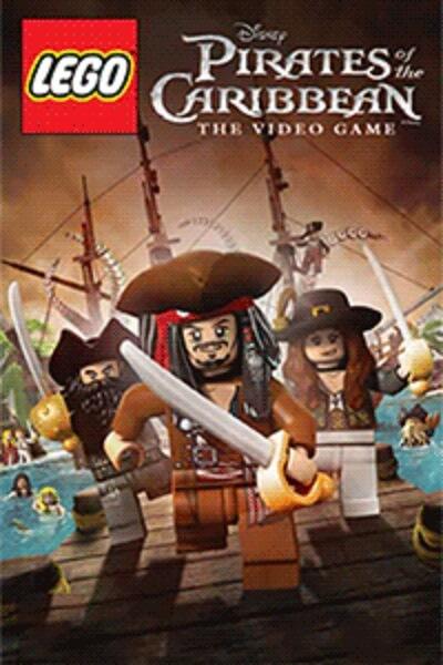 LEGO® Pirati dei Caraibi Il Videogioco