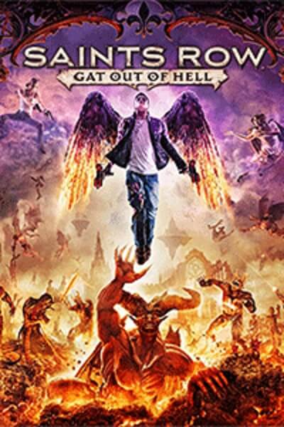 Saints row: cat out of hell