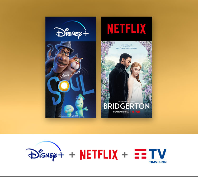 Netflix, Disney Plus e Sky: tutti i film e le serie TV
