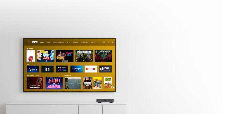 Le migliori app sulla tua TV