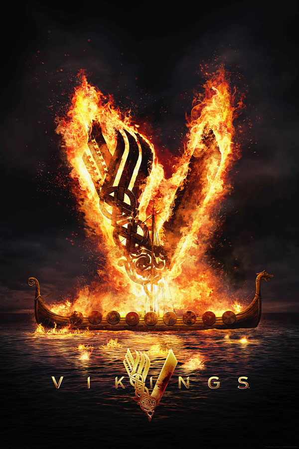 Vikings, la serie TV