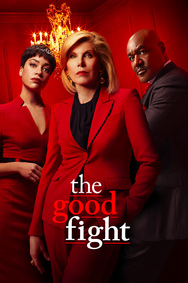Good fight, serie TV 2017