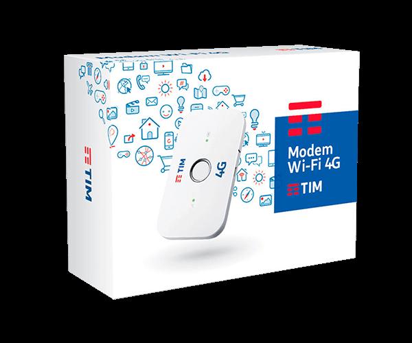 Modem Wi-Fi 4G LTE